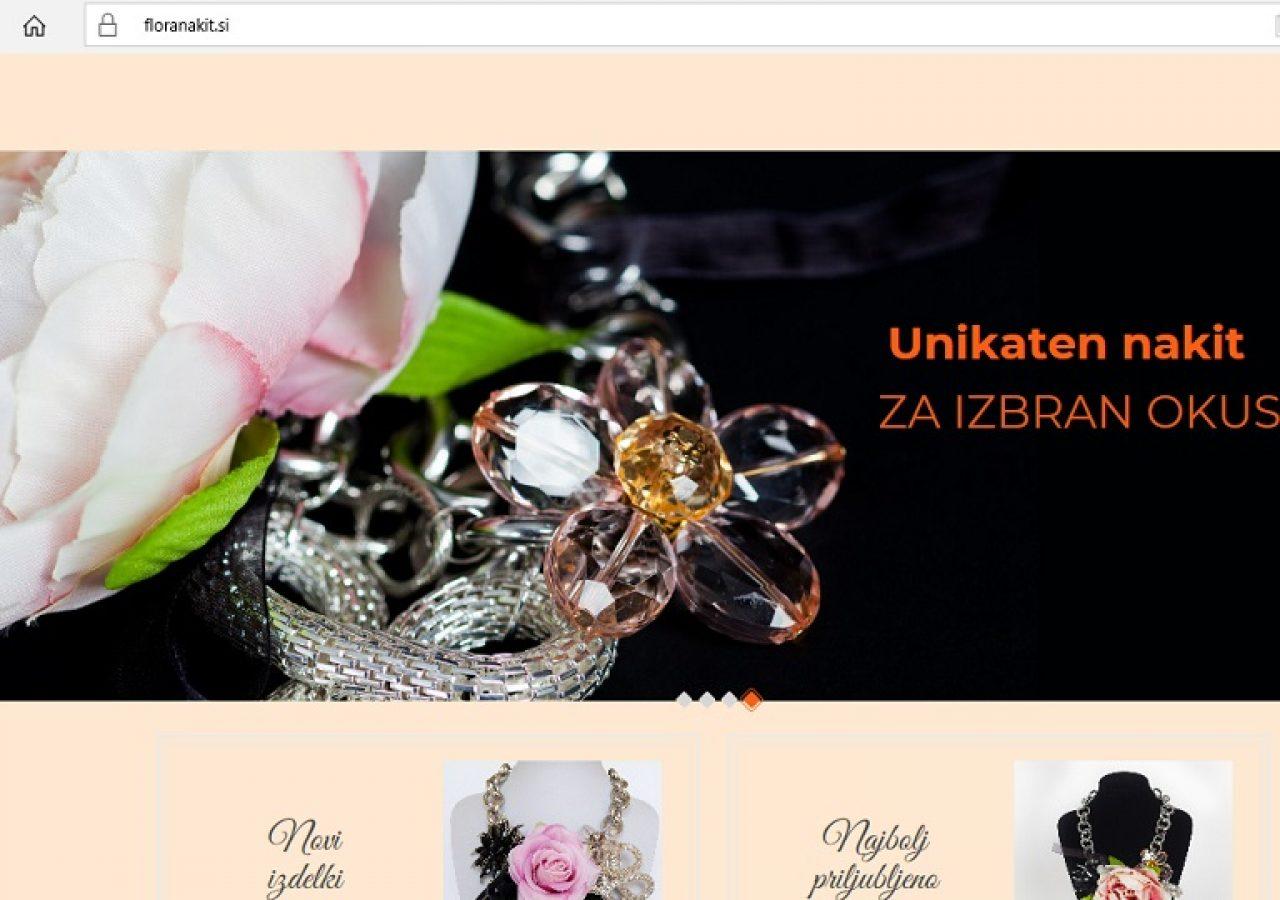 Spletna trgovina Floranakit.si