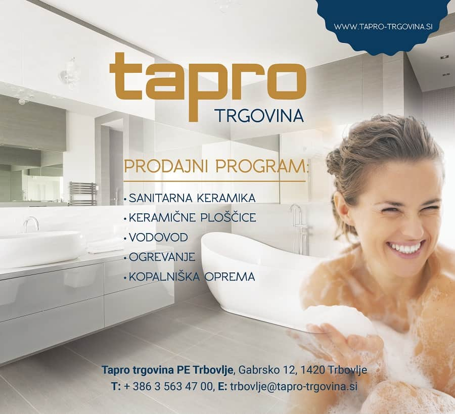 Plakat Tapro trgovina