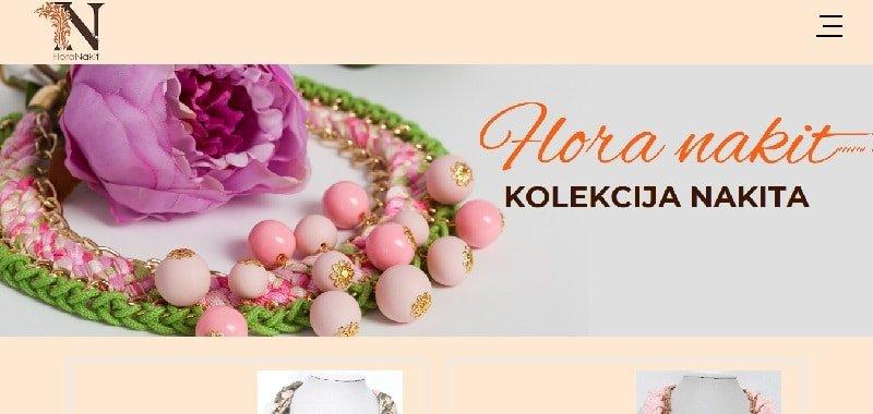 izdelava spletne trgovine floranakit.si